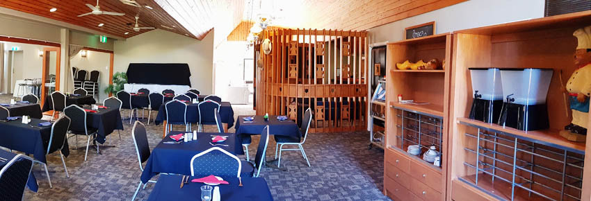 The Amber Court Motel Function Room is the convenient location to host your conference, seminar or boardroom meeting.